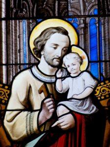Hl. Josef mit Jesuskind