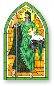 Seht, das Lamm Gottes! (Joh 1,36)