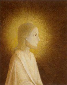 Jesus Herrlichkeit leuchtet auf