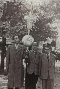 Ravensburger Legionäre 1954
